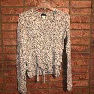 J.Crew 100% Merino Wool Belted Sweater